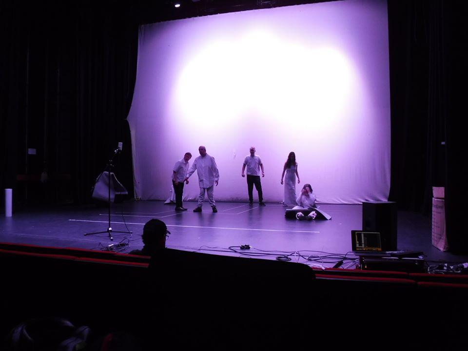 KCAT Rehearsals for Prague
